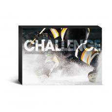 Entire Collection - Challenge Hockey Desktop Canvas