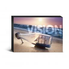 Entire Collection - Vision Ship Desktop Canvas