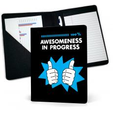 Padfolios - Awesomeness in Progress Jr. Padfolio