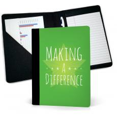 Teacher Gifts - Making a Difference Jr. Padfolio
