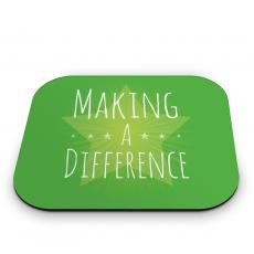 Teacher Gifts - Making a Difference Mouse Pad
