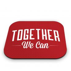 Mouse Pads - Together We Can Mouse Pad