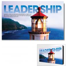 Modern Motivational Art - Leadership Lighthouse Motivational Art