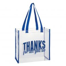 New Themes - Thanks for All You Do Stadium Tote Bag