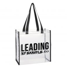 Closeout and Sale Center - Leading by Example Stadium Tote Bag