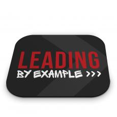 Mouse Pads - Leading by Example Mouse Pad