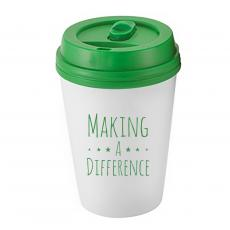 Travel Mugs - Making a Difference Eco Cup