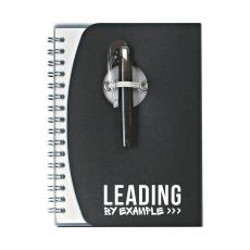 New Products - Leading by Example Notebook and Pen