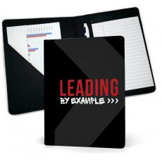 Journal Books - Leading by Example Jr. Padfolio