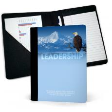 New Books - Leadership Eagle Jr. Padfolio