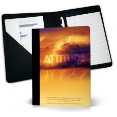 Journal Books - Attitude Lightning Jr. Padfolio