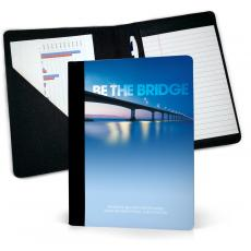 New Books - Be The Bridge Jr. Padfolio