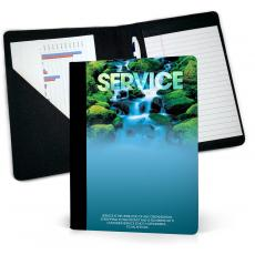 New Books - Service Waterfall Jr. Padfolio