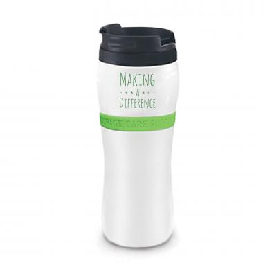 Making a Difference Motivational Cause Cup