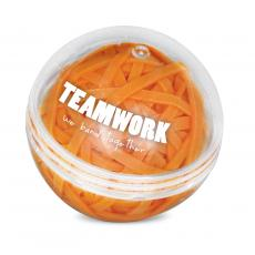 New Products - We Band Together Rubber Band Ball