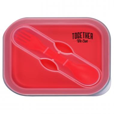 Thanks for All You Do Collapsible Food Container