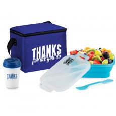 Thank You Gifts - Thanks for All You Do Motivational Lunch Set