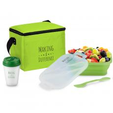 New Drinkware - Making a Difference Motivational Lunch Set