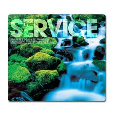 Customer Service Week - Service Waterfall Mouse Pad