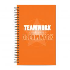 Books - Dream Work Spiral Notebook