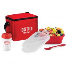 Coolers & Lunch Bags - Together We Can Motivational Lunch Set