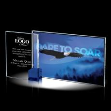 New Products - Dare to Soar Theme Crystal Award