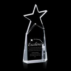 New Products - North Star Crystal Award