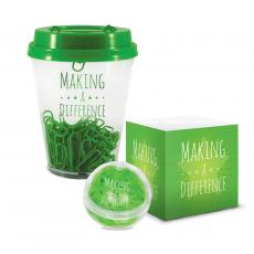 New Products - Making a Difference Motivational Desktop Set