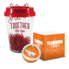 Fun Motivation - Teamwork Motivational Desktop Set