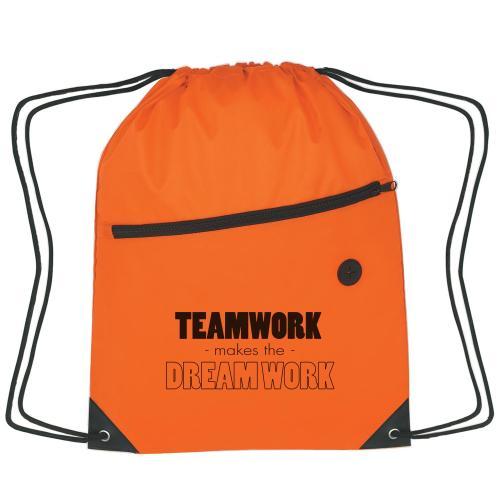 Dream Work Cinch Close Backpack
