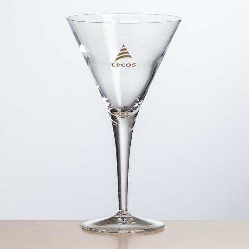 Belfast Martini - Imprinted 9oz