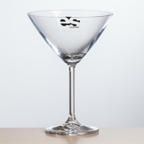 Woodbridge Martini - Imprinted 9.5oz