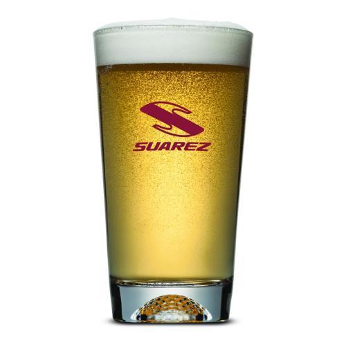 Sports Glass - Golf - Imprinted 16oz