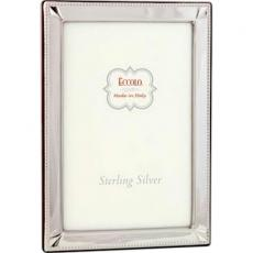 Home & Family - Sterling Collection Diamond Corners Frame