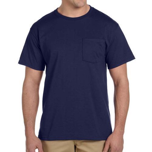 Jerzees® Adult Dri-Power® Active Pocket T-Shirt