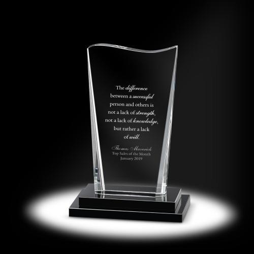 Contour Gala Crystal Award