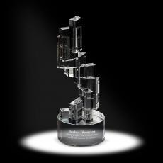 New Awards - Escalier Crystal Award