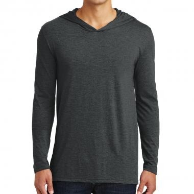 District Made® Men's Perfect Tri® Long Sleeve Hoodie