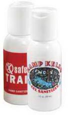 Health & Safety - 1 oz Gel Sanitizer