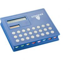 Office Supplies - Calculator and Sticky Note Case