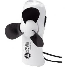 Sports & Outdoors - Turbo Mini Fan / Flashlight
