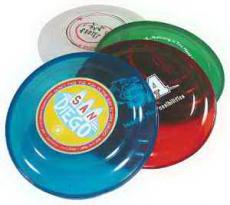 "Games, Toys, & Stress Balls - 7 1/4"" Jewel Flyer"