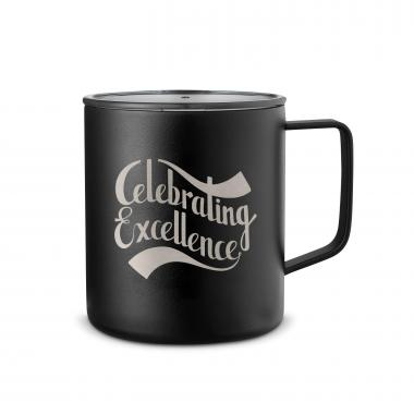 Celebrating Excellence 14oz. Travel Camp Mug