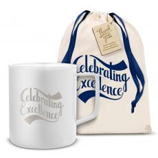 Excellence - Celebrating Excellence 14oz. Travel Camp Mug