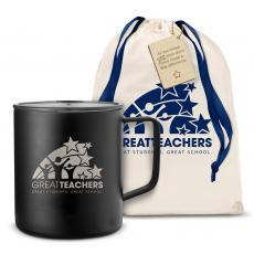 Camp Mug - Great Teachers 14oz. Travel Camp Mug