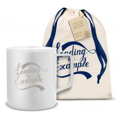 Leading by Example - Leading by Example 14oz. Travel Camp Mug