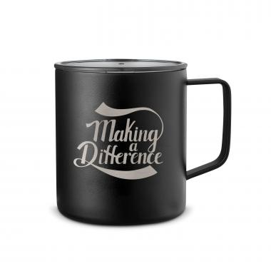 Making a Difference 14oz. Travel Camp Mug