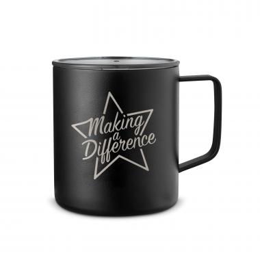 Making a Difference Star 14oz. Travel Camp Mug