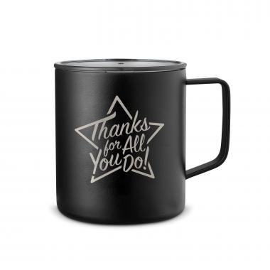 Thanks for All You Do Star 14oz. Travel Camp Mug