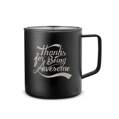 Thanks for Being Awesome 14oz. Travel Camp Mug